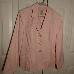 Simply Adorable!!!! Pink Blazer